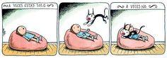 Quadrinhólatra: O sentimento de Liniers