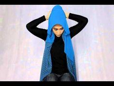 Hana Tajima Style - Hijab Tutorial vol.2 #dailyquickstyle - YouTube
