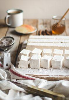Honey Apple Cider Marshmallows, for Lark and Linen