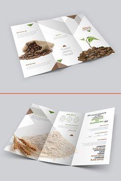 Brochure Design And Printing Near Me Brochure Design Inspiration, Menu Design, Layout Inspiration, Layout Design, Print Design, Design Ideas, Brochure Food, Corporate Brochure Design, Brochure Layout