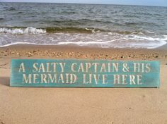 CUSTOM SIGNS by TheVintageBeach on Etsy, $74.00