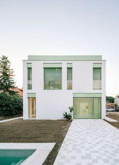 Casa Ninette / Arenas Basabe Palacios Arquitectos