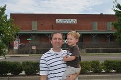 Paducah Railroad Museum, Paducah Kentucky my child's favorite place in our hometown.