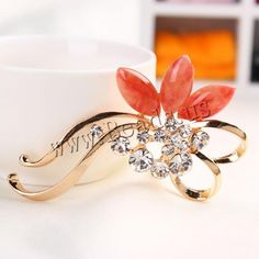 Awesome #brooch, with #Rhinestone, like it.
