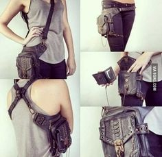 How and where can I get this AWESOME purse?