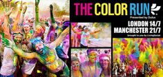 "EXCLUSIVE: ""Are you ready for the craziest, most colourful 5k of your life?"" Get ready for 'The Color Run presented by Dulux' The event that is taking the world by storm is coming to London and Manchester and is guaranteed to put the colour back into your cheeks —and everywhere else for that matter. Click here http://livingsoci.al/195wY8k to get our exclusive offer before anyone else!"