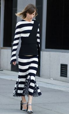 All the New York Fashion Week Street Style You Have to See   StyleCaster