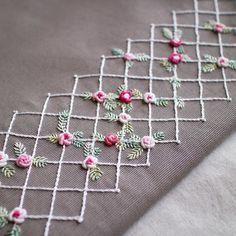 Beautiful hand embroidery                                                       …