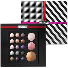 Sephora MicroSmooth Baked Collection Holiday 2012