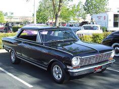 1963 Chevy Nova Ss   1963-64 Chevrolet Nova SS (Custom) 'AJL 666' 1   Flickr - Photo ...
