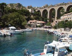 Provence Côte d'Azur - Calanque of Ensues La Redonne