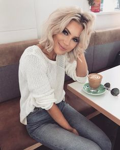 "14.1k Likes, 114 Comments - Laura Jade Stone (@laurajadestone) on Instagram: ""Going to need a few of these today ☕️ wearing @missshopofficial 