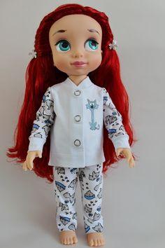 Disney Animators' Collection, Ariel, pajamas