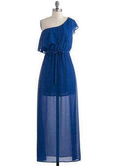Sweet Dreams of Blue Dress, #ModCloth Cinderella... i actually really like this one even though its dark