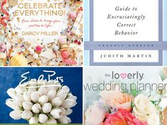5 books professional wedding planners swear by