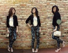 Casual saturday.  (by MaryAlice M) http://lookbook.nu/look/3305933-Casual-saturday       HAIR