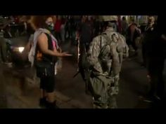 Charlotte Protests Go Past Curfew, Stay Peaceful