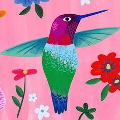 Emma Jayne Designs – Portfolio Portfolio Design, Surface Pattern Design, Hummingbird, Painting & Drawing, Drawings, Illustration, Portfolio Design Layouts, Illustrations, Hummingbirds