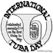 Tuba players need and deserve your respect. Hug a tuba player today!