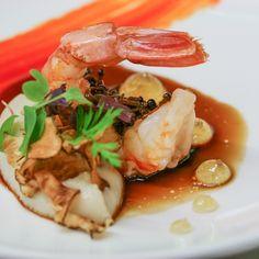 Markus Semmler bietet in seinem gleichnamigen Restaurant in Wilmersdorf Kochkunst Ereignisse, die wahre Freude bereiten.