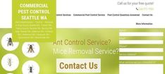To get rid of ants,roaches,bed bugs,mouse,mice,rats, bugs, insects or other pests and keep them gone, you need an expert exterminator who is familiar with pest problem in your home or business, there are many benefits to choosing a local pest control service to the Redmond, Kirkland, Issaquah, Samammish WA area. #seattlepestcontrol http://ampmexterminators.com/