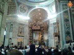 Ha estat un acte molt emotiu i ple de bons desitjos pel nou Papa