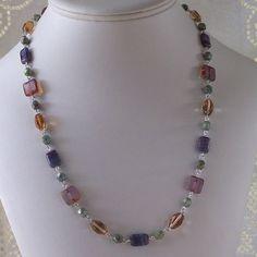 Gorgeous handmade necklace
