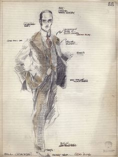 Happy End- Carrie Robbins Designage Inc. Costume Design Sketch, Best Costume Design, Rendering Techniques, Theatre Costumes, Figure Drawing, Fashion Sketches, Character Concept, Designs To Draw, Surface Design