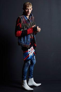 Faith Connexion Spring 2017 Menswear Fashion Show