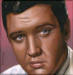 Rob de Vries, Elvis Art Sixties