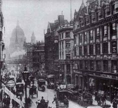 Fleet Street - London - 1899