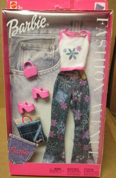2002 Barbie - Fashion Avenue #