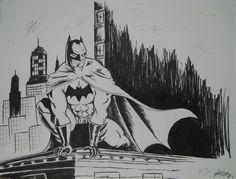 Batman by HoRsEsRoCkYoUrSoCkS2.deviantart.com on @deviantART