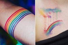 Tatuagens LGBT