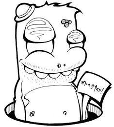 Kumpulan Gambar Animasi Mobil Hitam Putih Kantor Meme