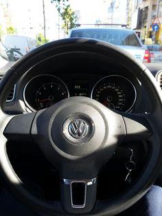 I <3 VW! A.C. brand new car!