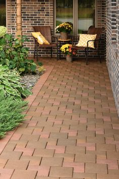 Azek Pavers Are Made From A High Performance Composite Material With Natural Earance And