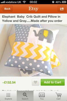 Cute cushion for rocking chair