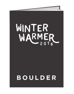 The Winter Warmer, with 20 2-for-1 drink specials at bars and restaurants around Boulder, is on sale now! Enjoy 2 cocktails for the price of 1 at Geek Spirits starting January 1st.