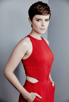 kate mara pixie cut