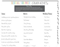 This free printable mixed up love story bridal shower game
