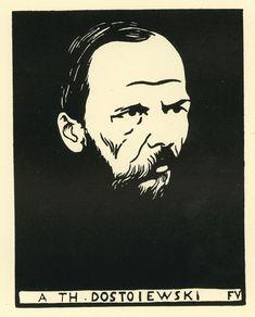 Félix Vallotton, Dostoevsky