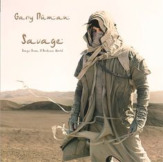 Gary Numan announces new album Savage and unveils new singleWithGuitars