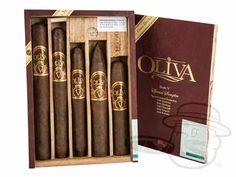 Oliva Serie V Sampler Various Sized Cigars—Sealed Pack of 5 - Best Cigar Prices