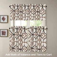 Never Lose Your CHEAP VALANCES Again | CountryCurtains Half Window Curtains, Kids Curtains, Printed Curtains, Rod Pocket Curtains, Kitchen Curtains, Valance Curtains, Curtain Panels, Small Window Treatments, Valances For Living Room