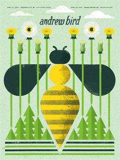 Michigan Bee 2013 Poster