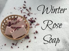 Bulk Apothecary Blog | Bulk Essential Oils, Oatmeal Soap, Winter Rose, Rose Soap, Homemade Soap Recipes, Soap Base, Soap Bubbles, Lotion Bars, Cold Process Soap