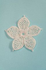 Clematis pattern by Máire Treanor