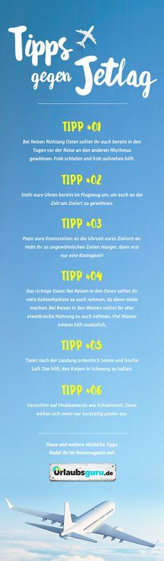 Die Besten Tipps U0026 Tricks Gegen Jetlag. Müdigkeit ...