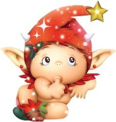 Fun Office Christmas Activities – Get Ready for Christmas Office Christmas, Christmas Fairy, Christmas Crafts, Christmas Topper, Cute Fantasy Creatures, Kobold, Baby Fairy, Christmas Graphics, Fairy Art